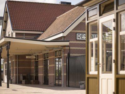 Tramstation Hoorn